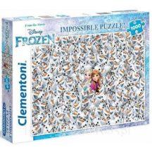Clementoni Impossible puzzle - Jégvarázs (1000 db-os) 39360