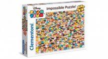 Clementoni Impossible puzzle - Tsum Tsum (1000 db-os) 39363