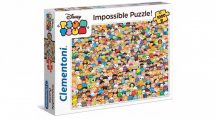 Clementoni 39363 Impossible puzzle - Tsum Tsum (1000 db-os)