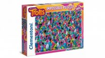 Clementoni Impossible puzzle - Trollok (1000 db-os) 39369