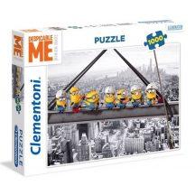 Clementoni puzzle - Minyonok (1000 db-os) 39370