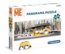 Clementoni 39373 Panorama puzzle - Minyonok (1000 db-os)