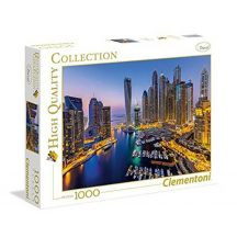 Clementoni High Quality Collection puzzle - Dubai (1000 db-os) 39381