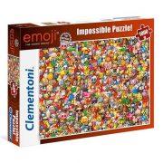 Clementoni 39388 Impossible puzzle - Emojik (1000 db-os)