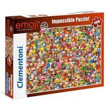 Clementoni Impossible puzzle - Emojik (1000 db-os) 39388