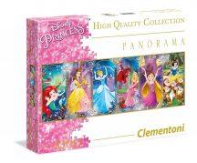 Clementoni Panorama puzzle - Disney Hercegnők (1000 db-os) 39390