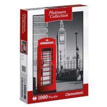 Clementoni Platinum Collection puzzle - London (1000 db-os) 39397