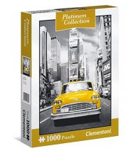 Clementoni Platinum Collection puzzle - New York (1000 db-os) 39398