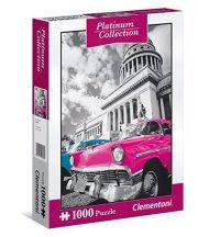 Clementoni Platinum Collection puzzle - Cuba (1000 db-os) 39400