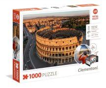 Clementoni 39403 Virtual Reality puzzle szemüveggel - Róma (1000 db-os)
