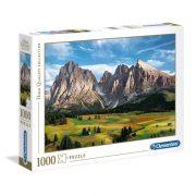 Clementoni 39414 High Quality Collection puzzle - Az Alpok koronája (1000 db)