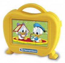 Clementoni Disney Baby fakocka 6 db-os