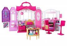 Barbie hordozható ház
