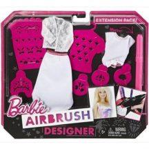 Barbie Festékszóró stúdió kiegészítő készlet - RÓZSASZÍN