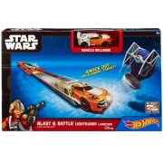 Hot Wheels Star Wars karakter pálya - LUKE SKYWALKER TIE FIGHTER