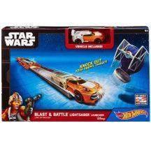 Hot Wheels Star Wars karakter pálya - LUKE SKYWALKER TIE FIGHTER