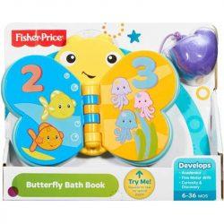Fisher-Price Pillangós pancsikönyv