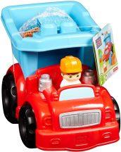 Fisher-Price Mega Bloks mini járművek - DÖMPER