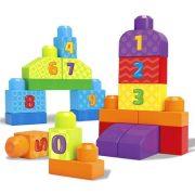 Mega Bloks mini építőzacskók (20 db-os) - KÉK