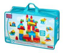 Fisher-Price Mega Bloks 150 db-os építőkocka zsákban