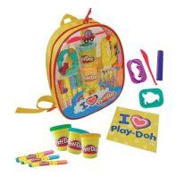 Play-Doh Kreatív készlet hátizsákban
