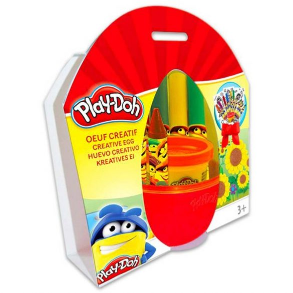 Play-Doh Kreatív tojás gyurmakészlet