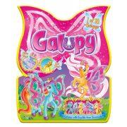 Galupy póni figura meglepetés csomagban (1 db)