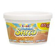 CRAZE Magic Sand homokgyurma - kezdő csomag FEHÉR 85 g