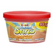 CRAZE Magic Sand homokgyurma - kezdő csomag PIROS 85 g