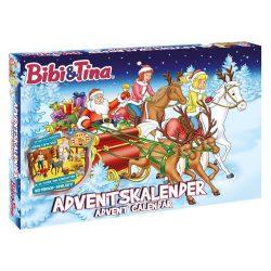 Bibi és Tina lovas adventi naptár