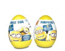 CRAZE meglepetés tojás - MINYONOK