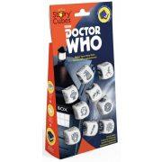 Sztorikocka társasjáték - Dr. Who kiadás