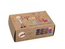 Crayon Rocks Kavicskréta (zsírkréta) - People Pebbles 12 színű