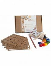Crayon Rocks Kavicskréta (zsírkréta) - Rubeez művészdoboz