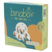 Binabo építőjáték 36 db-os zöld készlet