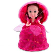 Cupcake Sütibaba - ALICE rózsaszín-barna