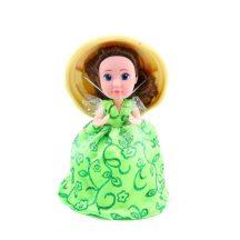 Cupcake Sütibaba - AMANDA krém-zöld