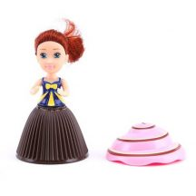 Cupcake Mini Sütibaba - BRITTNEY rózsaszín-barna