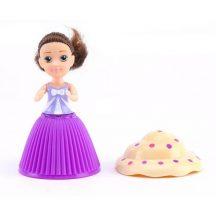 Cupcake Mini Sütibaba - KAELYN krém-lila