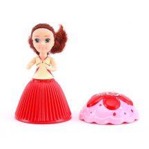 Cupcake Mini Sütibaba - MARILYN rózsaszín-piros