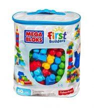 Fisher-Price Mega Bloks Óriás építőcsomag - KÉK