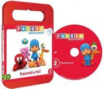 Pocoyo DVD 2. - Kalandra fel!