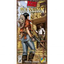 Bang! The Dice Game társasjáték - Old Saloon kiegészítő csomag
