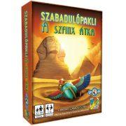 Szabadulópakli - A Szfinx átka
