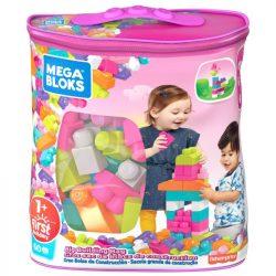 Mega Bloks Nagy lányos építő csomag (60 db-os)