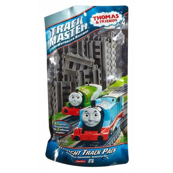 Thomas és barátai TrackMaster Egyenes sínek alap síncsomag