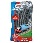 Thomas és barátai TrackMaster - Ívelt pályaelemek (8 db-os)