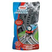 Thomas és barátai TrackMaster - Kapcsolók és ívelt pályaelemek (4 db-os)