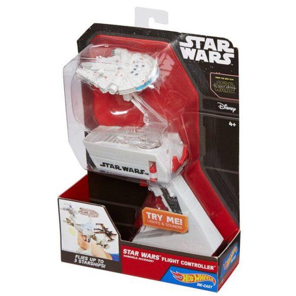 Hot Wheels Star Wars Csillaghajó kézi repülő