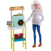 Barbie Karrierbabák - Méhész baba játékszett